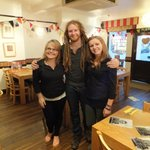 Newton Faulkner dropped by