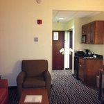 صورة فوتوغرافية لـ ‪Holiday Inn Express Fayetteville - Ft. Bragg‬