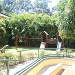 Play areas for kids