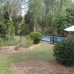                    Rosevale Garden and Pool