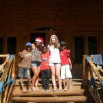                    Christmas Day at Rancho Lobo Gris