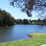                    nearby Daylesford lake