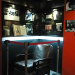 The chair which Chairman Mao famously sat on