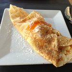 Crépe à l'orange