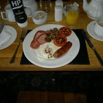 Now that's what I call a Berkshire Breakfast!