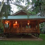 Our bungalow...