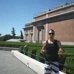                    Do Paseo ao Museu Del Prado