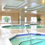  Make a splasg in our indoor swimming pool