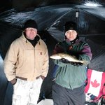 Winter Walleye