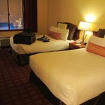 Photo of our double bed room # 517