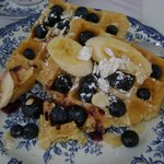                                      Waffle-gluten free!