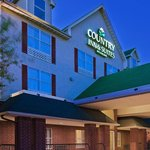 CountryInn&Suites Harlingen  ExteriorNight