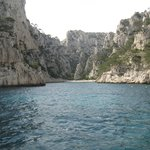                    les belles calanques de cassis