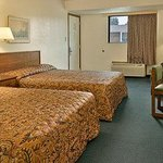 Deluxe Two Double Bed Room