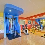  Fitness area