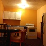 Scottish Inns Okeechobee FL, Room Kitchen