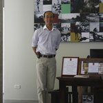 Mr. Tawat- the manager