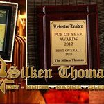 Silken Thomas WINNER 2012 Best Overall Pub