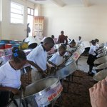 Steel band school in St. Georges