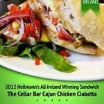 Cellar Bar and Restaurant- Winner of Helmann's All Ireland Best Sandwich
