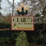 Foto de Clair's Bed & Breakfast