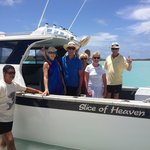 Slice of Heaven Charters
