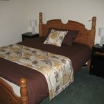 Family room double bed
