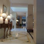                    Lobby del Hotel
