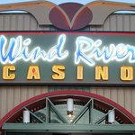 Wind River Hotel &amp; Casino Front Entrance