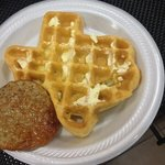                                      Texas Waffle!