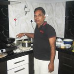 Maharaj in the Kitchen