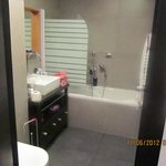 Bathroom only problem was shower were too little bit too low on my height 187c