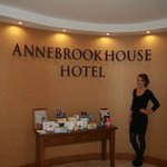 2013 Face of Ireland Annita Brady at the Annebrook House Hot