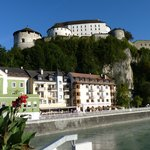 By the River at Kufstein
