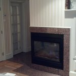 Room#8-Gas Fireplace