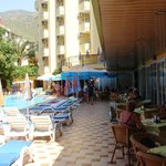 Kleopatra Dreams Beach Hotel Foto