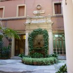                    cortile-