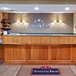  AmericInn Chanhassen - Front Desk