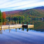 Prospect Point Cottages - Blue Mountain Lake Foto
