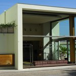                    Entrada do hotel