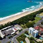 Park Beach Hotel Motel / Hoey Moey Backpackers