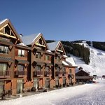 Big Sky Resort Village Center Foto