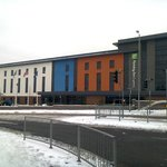 Front View of Holiday Inn Express Dunstable