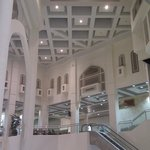 Al Ali Mall Traditional Architecure