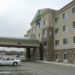 Foto van Holiday Inn Express Hotel & Suites Waukegan