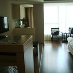 Standard room of Ritz Hotel Ningbo