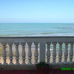 un balcone sul mare - a balcony on the sea