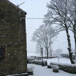                   Snowy Shippon in Delph