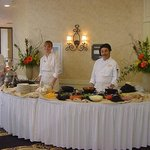 Let our Catering Staff WOW you at your next Event!