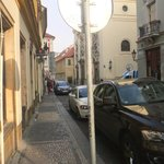                    rua onde tem o porto, onde param os taxis